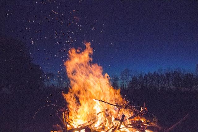 ベルテーンの火